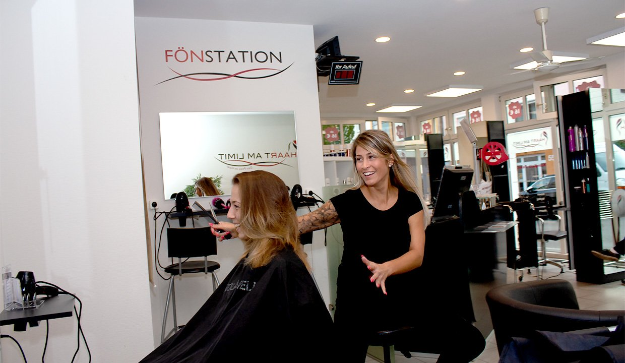 Haart am Limit Friseursalon Holzgerlingen
